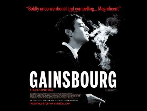 Gainsbourg – DVD / Blu-ray details