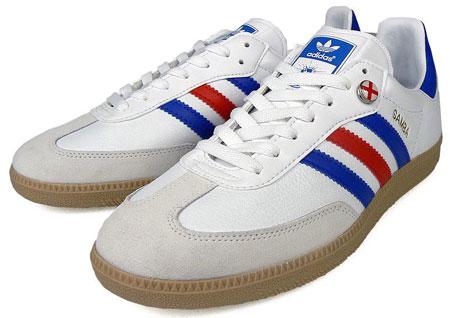 Adidas Samba – England edition