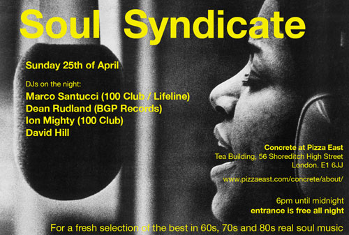 Soul Syndicate in London