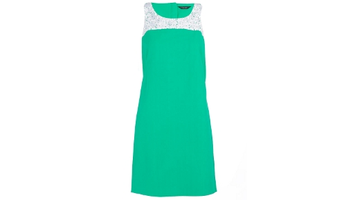 Greenembdress