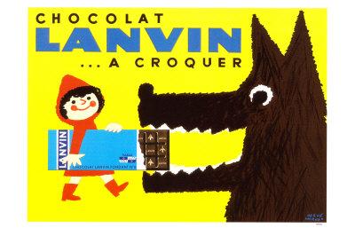 Lanvin poster