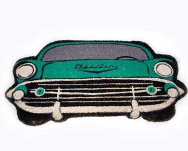 Car doormat