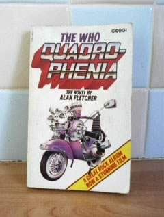 eBay watch: Quadrophenia novel