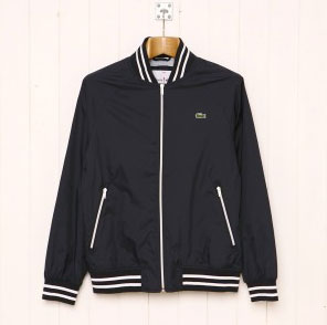 Lacoste Baseball Bomber Jacket | Retro to Go