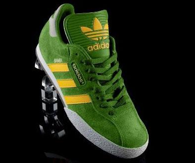 Adidas La Introduce La Adidas Samba Formatori Retrò Andare 16c773
