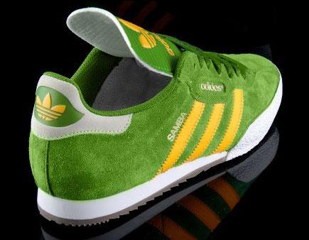 su fuego Pericia  Adidas introduces the Samba Super trainers - Retro to Go