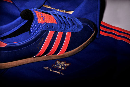 Size? reissues Adidas Dublin trainers
