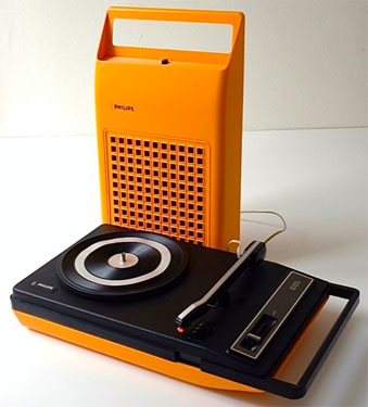 eBay watch: Philips 133 record player