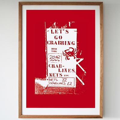 Crabbing_lg_framed_large