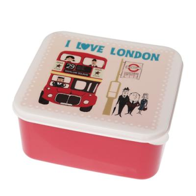 I love London lunchbox