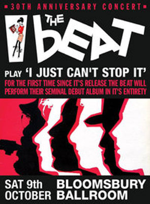 The Beat 30th anniversary show