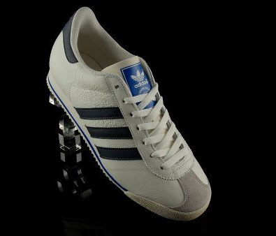 1970s Adidas Kick trainers get reissue in white - Retro to Go