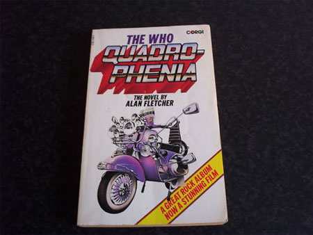 eBay watch: Quadrophenia novel – 99p
