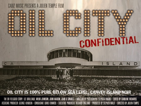 Oil City Confidential – DVD launch