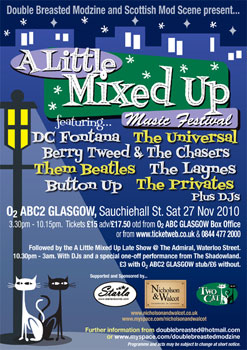 A Little Mixed Up 2 – Glasgow