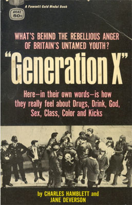 eBay watch: Generation X book