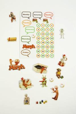 Morph magnets
