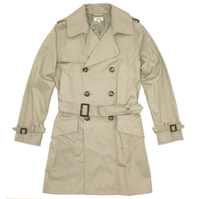 A.P.C. introduces classic Trench Mac
