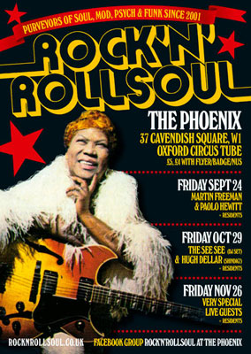 Rock 'n' Roll Soul returns