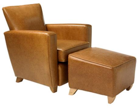 Marvelous 1930S Style Niven Armchair And Footstool At Heals Retro To Go Frankydiablos Diy Chair Ideas Frankydiabloscom