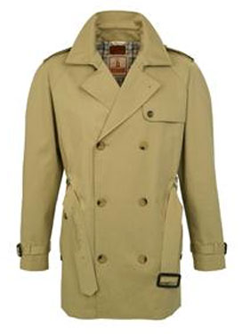 Baracuta G26 Lancer trench coat
