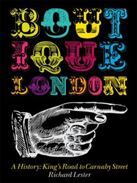 Boutique London book reviewed
