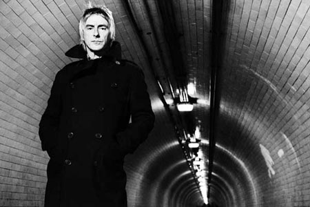 Paul Weller – CD/DVD set incoming