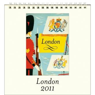 London calendar front