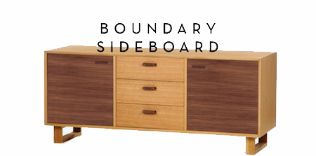 Boundary sideboard