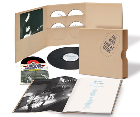 The Who Live at Leeds boxset