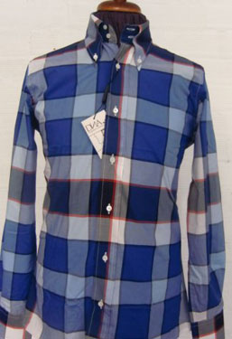 DNA Groove – new check shirts