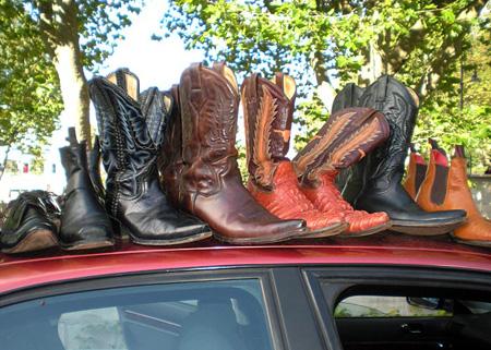 Pimlico car boot