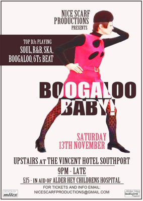 Boogaloo Baby! in Southport