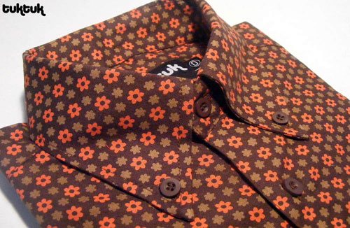 New Tuk Tuk floral shirts