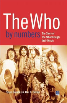 The Who By Numbers book