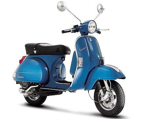 Vespa PX scooter returns