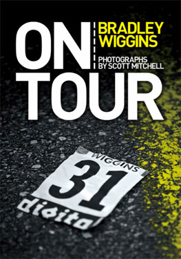 On Tour: Bradley Wiggins book