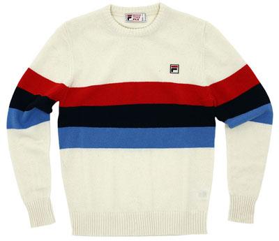 f18bd303e17 Fila 82 Crewneck sweater by Fila Vintage - Retro to Go