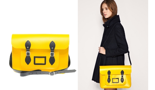 Cambridgeyellowsatchel