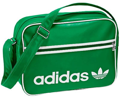 Adidas vintage-style Airliner Bag gets new colour options - Retro to Go bbced202bb984