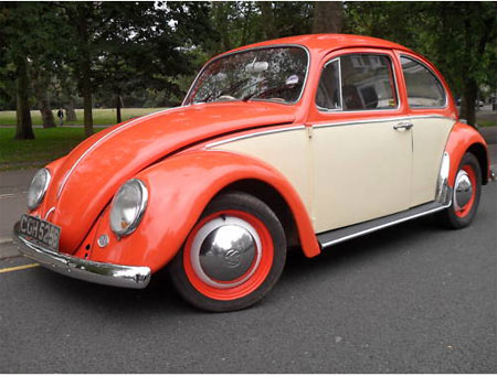 Fancy A Vintage Beetle With All The Hard Work Taken Care Of If You Opt For This 1960s Volkswagen Get That And Right Now Just 100