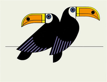 Richards toucans