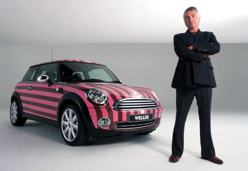 Paul Weller Mini up for auction