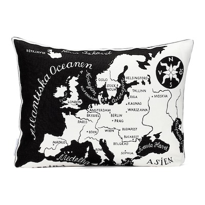 Josef frank map