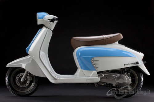 Lambretta LN scooter ready for 2011
