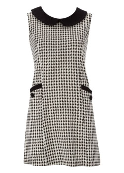 Matalan 60s-style sleeveless dress