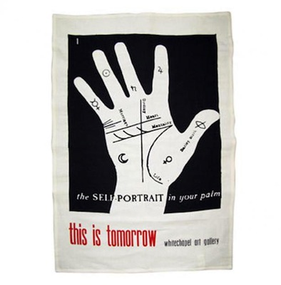 This is Tomorrow tea towel