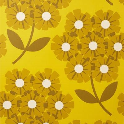 Orla kiely wallpaper