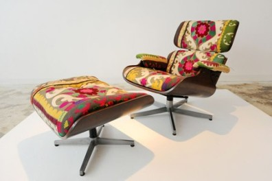 eclectic chair bespoke upholstery retro to go