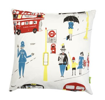 Lizzie allen cushion